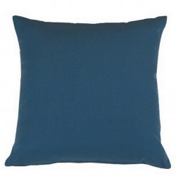 Coussin carré tissu Outdoor canard