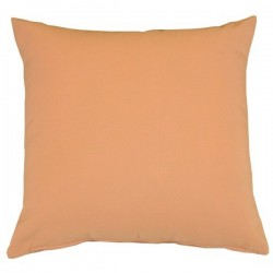 Coussin tissu Outdoor Rose clair